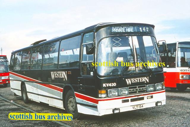 WESTERN SCOTTISH KV430 VLT154 (NCS115W)