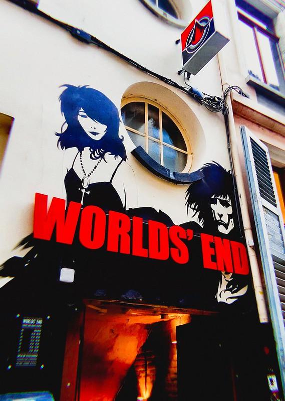 WORLDS' END COMICS & GAMES