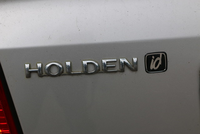 2001 Holden Astra (TS) CD iD