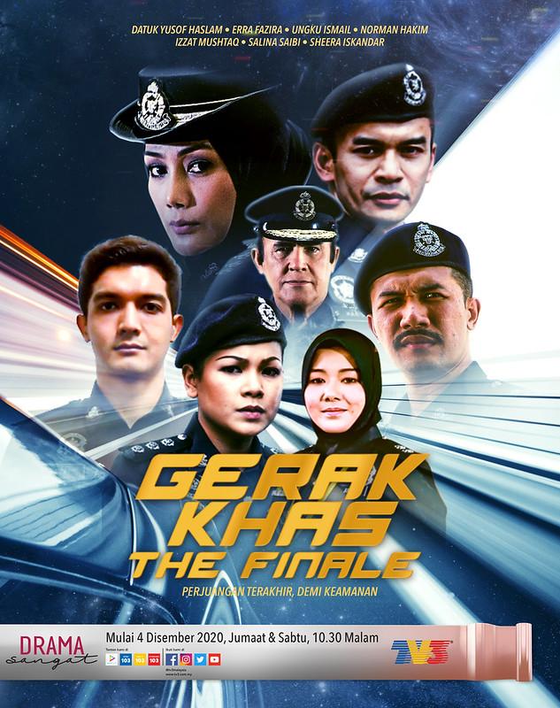 Gerak Khas The Finale