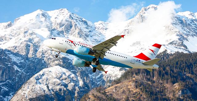 Airport Innsbruck (INN/LOWI) 26.03.2016