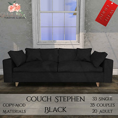 Bloom! - Couch Stephen Black (A)AD