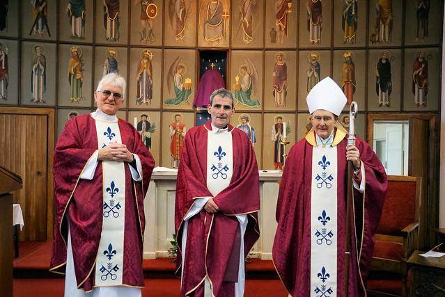 Fr Denis Gallagher Incardination Wymondham Dec '20