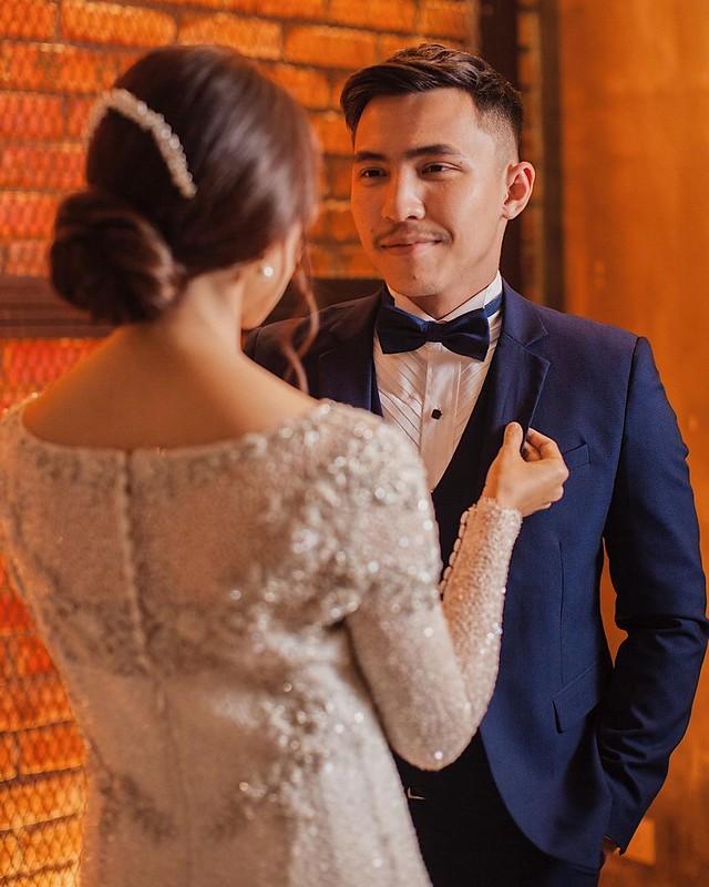 Kongsi Foto Ala Pre Wedding, Harris Alif Bakal Berkahwin Dengan Intan Ladyana?