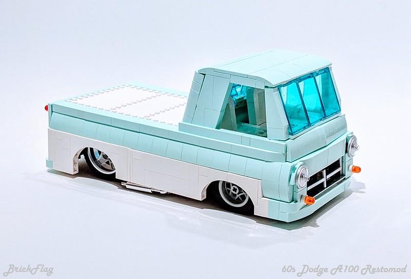 60s Dodge A100 Restomod