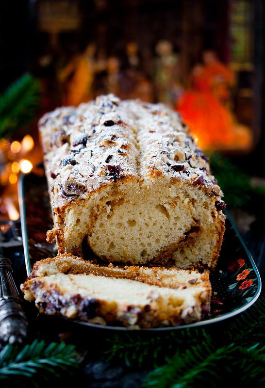 Hazelnut Dulce de Leche Cake