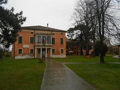 corte benedettina, municipio, Correzzola