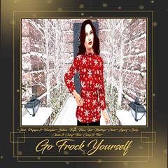GFY-Winter Wonderland Sweater