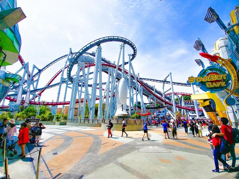 Singapore Themepark