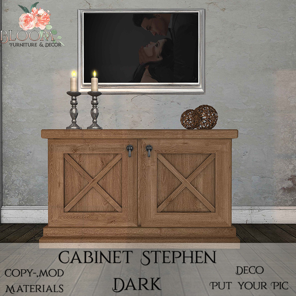 Bloom! – Cabinet DarkAD