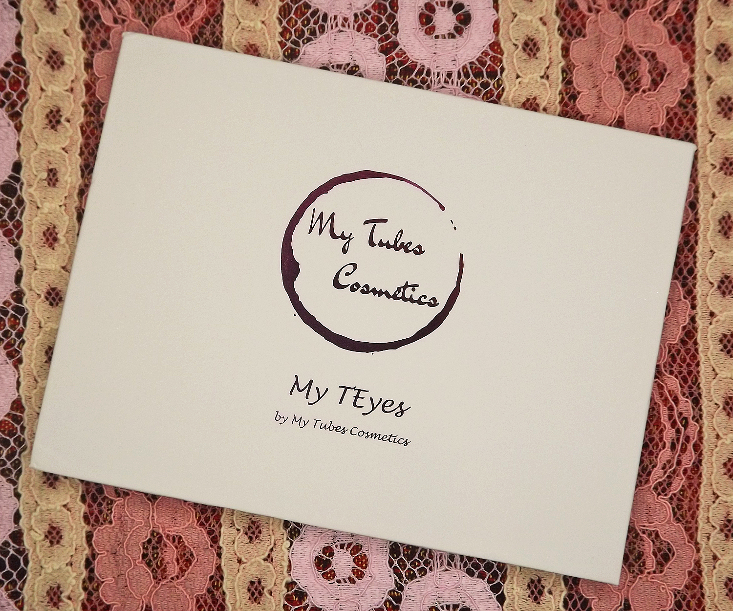My Tubes Cosmetics My TEyes Palette: Review + Swatches + 3 Make Up Looks - 1