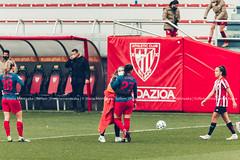 Primera Iberdrola Athletic Club de Bilbao - Atletico de Madrid_346