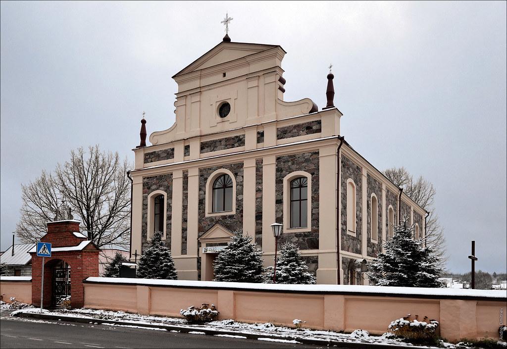 Волколата, Беларусь