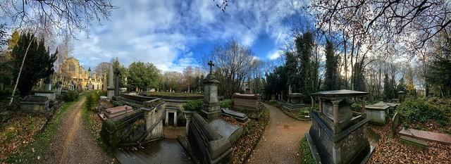 PBWA Highgate Cemetery