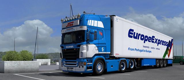 Scania R620 Sties EE