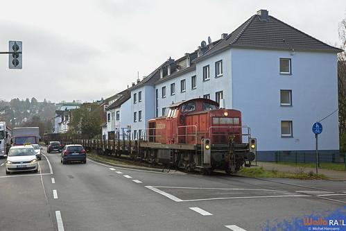 294 794 . DB Cargo . 54264 . Gevelsberg . 24.11.20.
