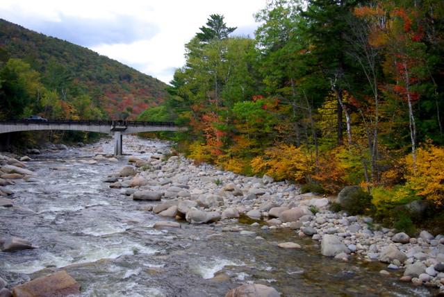 Pemigewasset River [Explored]