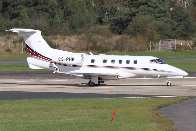 CS-PHK  -  Embraer EMB-505 Phenom 300 c/n 50500433  -  FAB/EGLF 16/10/20