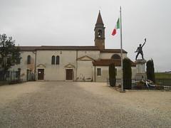 chiesa di San Geminiano, Pontelongo, Terranova