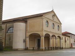 chiesa, Correzzola