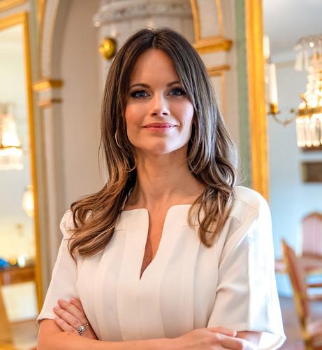 Prinses Sofia van Zweden - 36 jaar