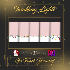 GFY-Twinkling Lights Nail Appliers