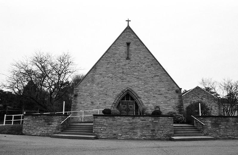 St. Cuthburts Southern Entrance