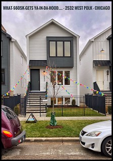 What you get for $605,000.00 in Chicago