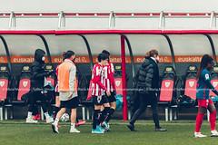 Primera Iberdrola Athletic Club de Bilbao - Atletico de Madrid_348