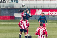 Primera Iberdrola Athletic Club de Bilbao - Atletico de Madrid_340
