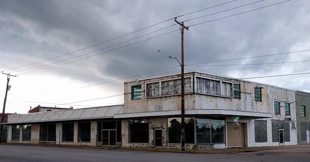 Abandoned Hopewell, VA Building
