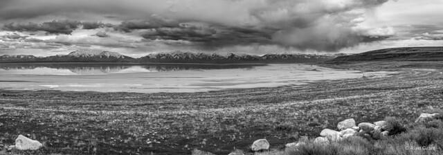 Great Salt Lake (from Antelope Island)