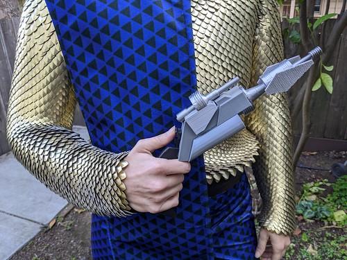 A Klingon disruptor is also a Romulan disruptor
