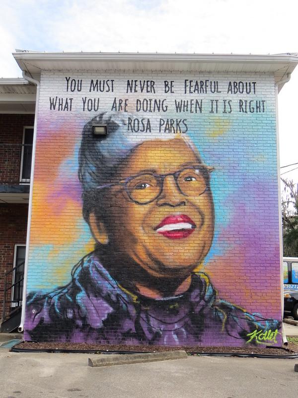 50688397541 059d41a09f c Rosa Parks Mural @ FLPAC