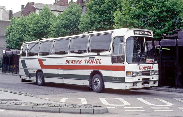 Bowers, Chapel-en-le-Frith TWE 82Y
