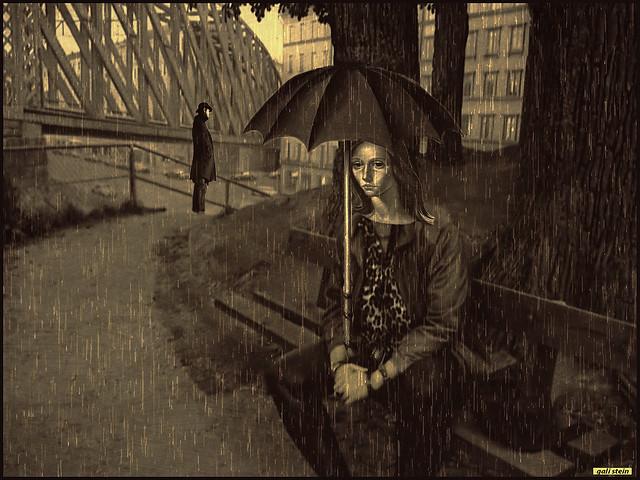 One rainy Sunday