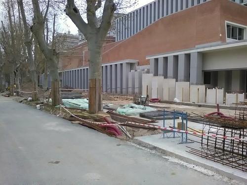 Acceso Museo Colecciones Reales