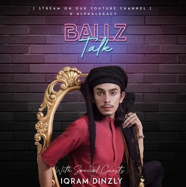 Rancangan 'Ballz Talk' Bakal Dedah Rahsia Kehidupan &Amp; Peribadi Artis Tanah Air