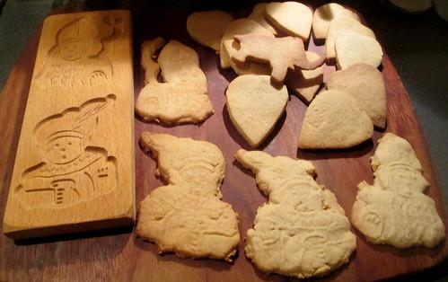 Spekulaas Biscuits