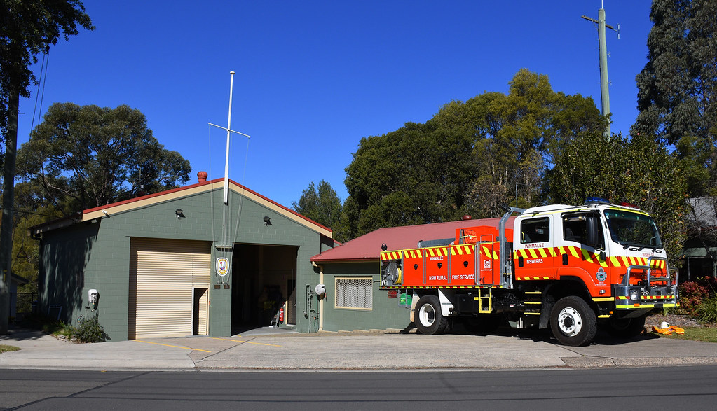 Rural Fire Service, Winmalee, NSW.