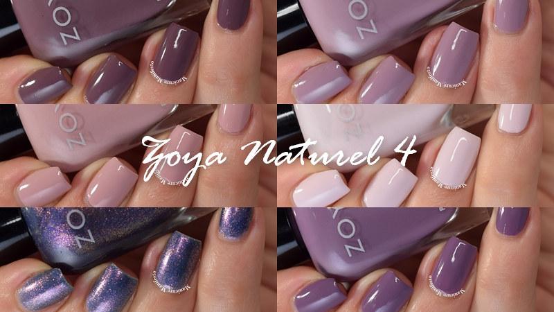 Zoya Naturel 4 Collection