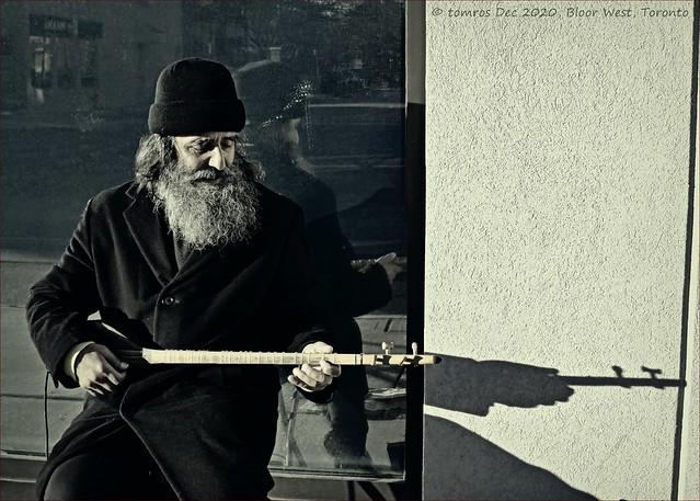 Darvish, the Persian musician.