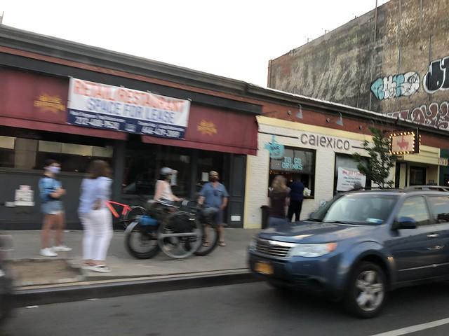 //10/25/45/1f  - Park Slope, Brooklyn - NYC 2020