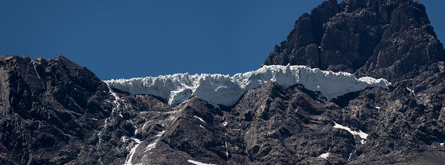 Glaciar Mesón Alto
