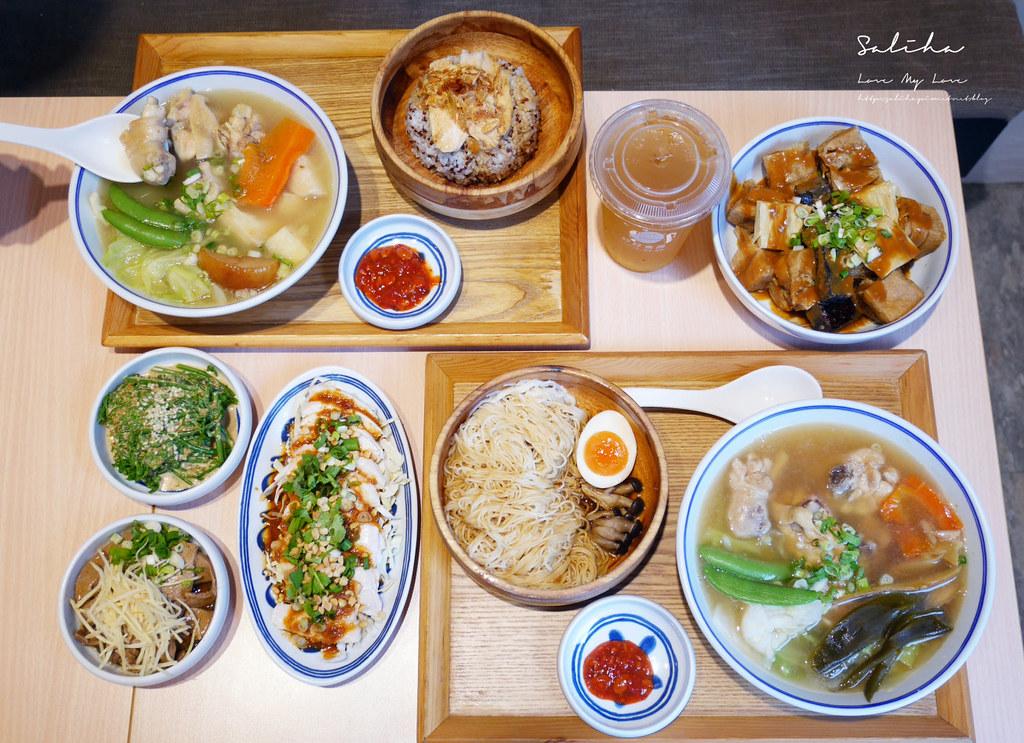 台北內湖一日遊好好食房 捷運西湖站附近餐廳美食好吃推薦分享有素食不限時 (1)