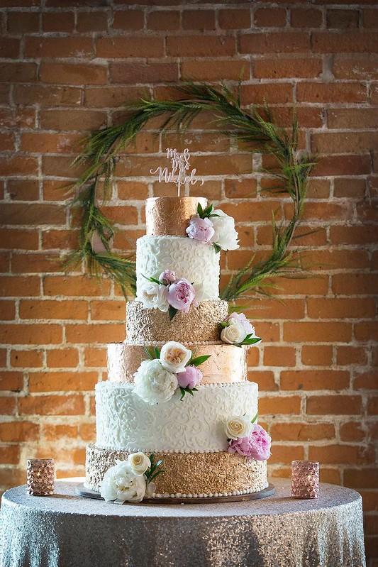 Cake by La Rose Marie Bakery