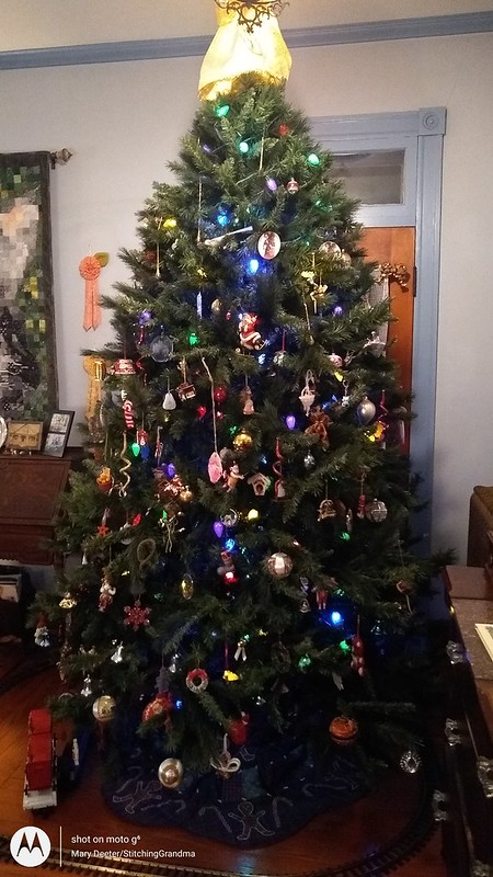 Decorating 2020 Christmas