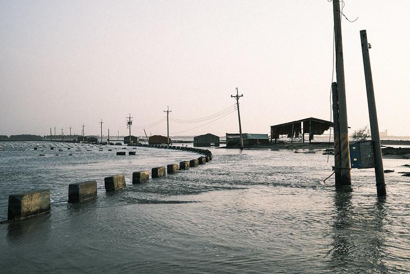 消失的情人節|白水湖 壽島