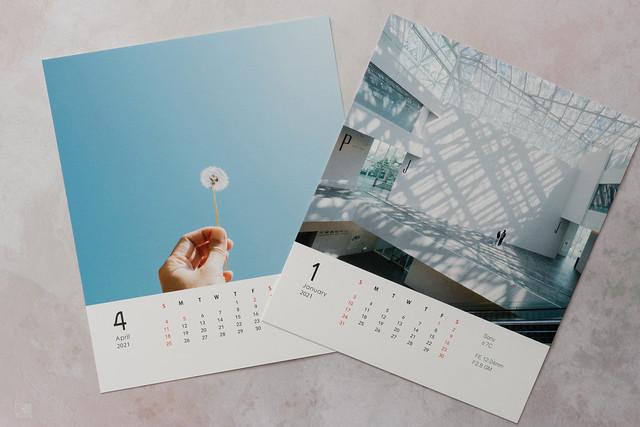 euyoung x 點點印2021年曆 | 24