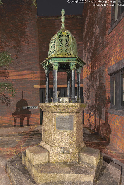The Simon Short memorial Fountain